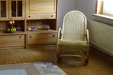 Stuhl in Ferienwohnung Leyh